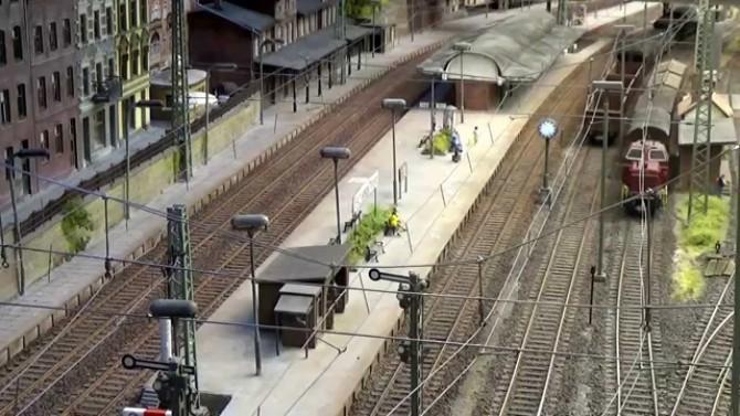 Bahnbetrieb aus den Epochen III/IV